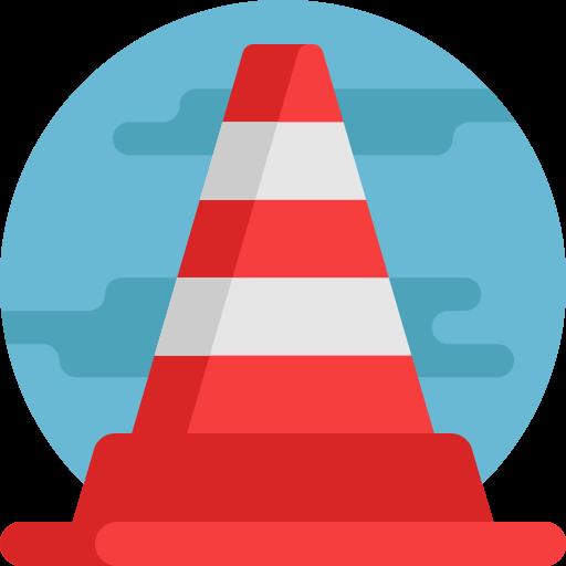 :cone: